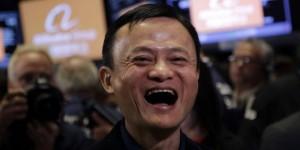 Джек Ма резко разбогател на $2,8 млрд