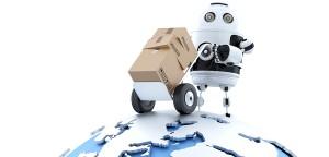 JD.com испытывает роботов-курьеров на студентах