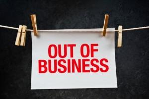 Офлайн-магазины в США закрываются в 3 раза чаще, чем год назад