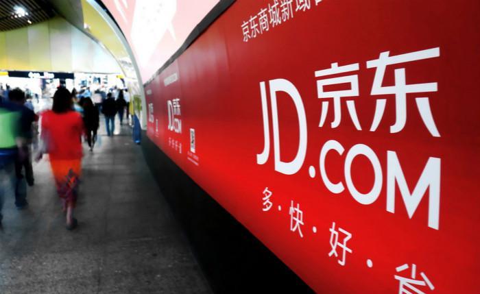 JD.com опережает китайский рынок по темпам роста