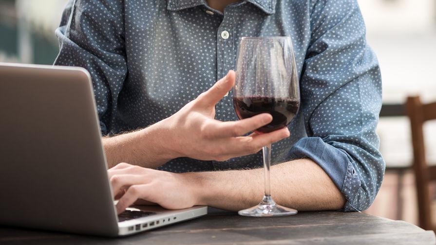 Иностранное вино появится в онлайн-продаже не сразу