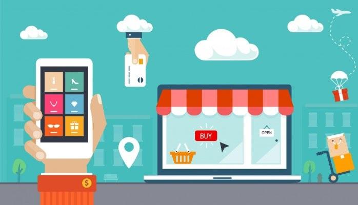 Как ecommerce вытесняет офлайновый ритейл (инфографика)