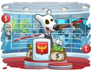 """""""ВКонтакте"""" приведет клиентов через приложение"""