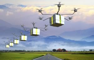 Доставку дронами обещают сделать проще