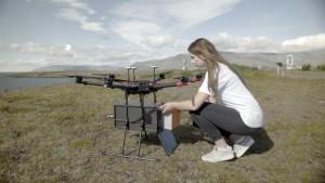 В Исландии начнут доставлять дронами