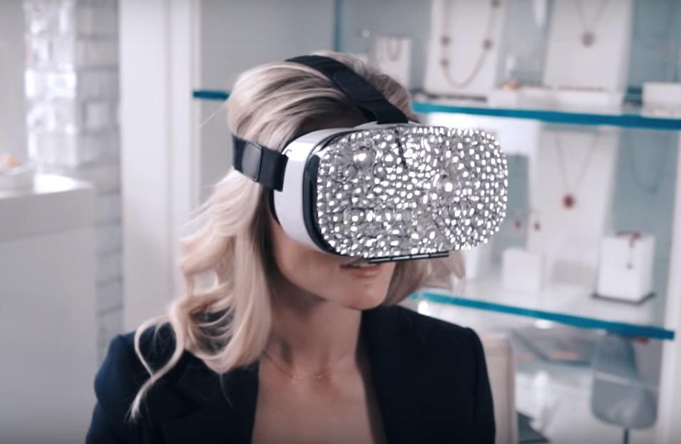 Блестящий VR-маркетинг