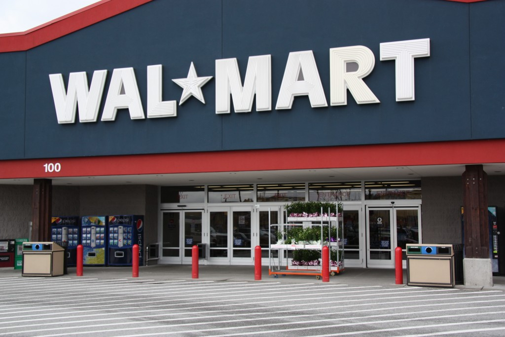 """Walmart тестирует """"доставку в холодильник"""""""