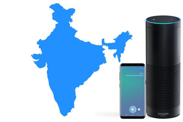 Alexa заговорит в Индии