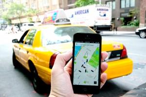 Дочка Google переметнулась от Uber к Lyft