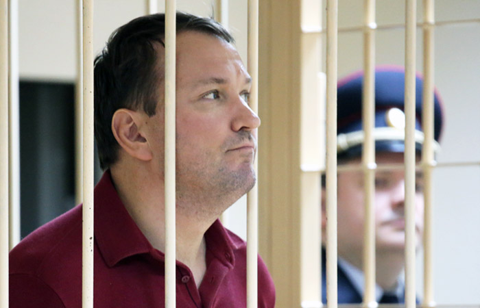 Домашний арест Костыгина обжаловали