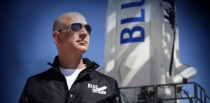 Миллион акций Amazon улетят в космос