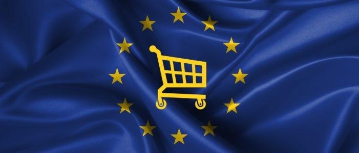 Российский покупатель на европейской карте
