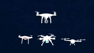 Рынок дронов за год вырос в два раза