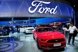 Alibaba поможет Ford продавать в китайском онлайне
