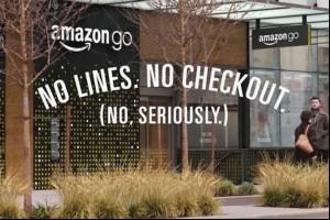 Amazon открыл магазин будущего