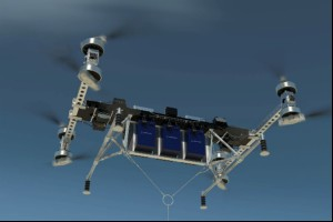 Boeing готовит супер-мощный дрон