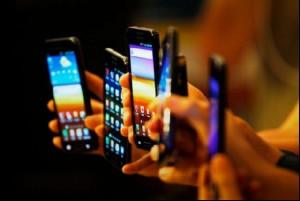Рынок смартфонов: в тренде большие экраны и 4G