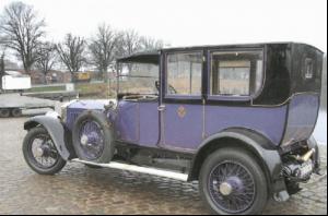 """На """"Авто.ру"""" продают Rolls-Royce с историей"""