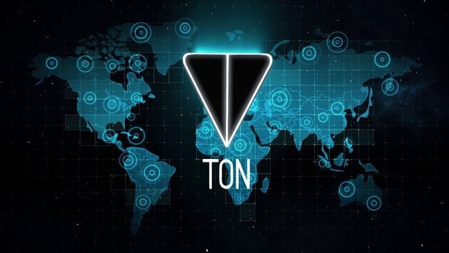 TON icon black