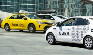 """Яндекс.Такси"" и Uber объединились"