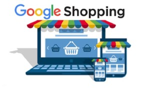 Гугл Шоппинг лого