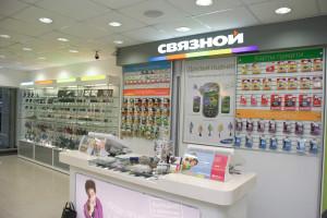 """""""Связной"""" продал каждый третий смартфон в Рунете"""