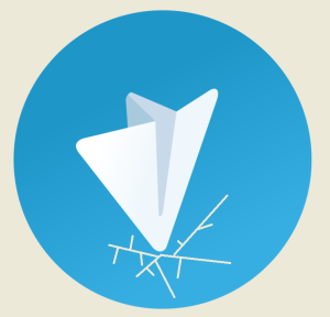 Telegram_fall_logo