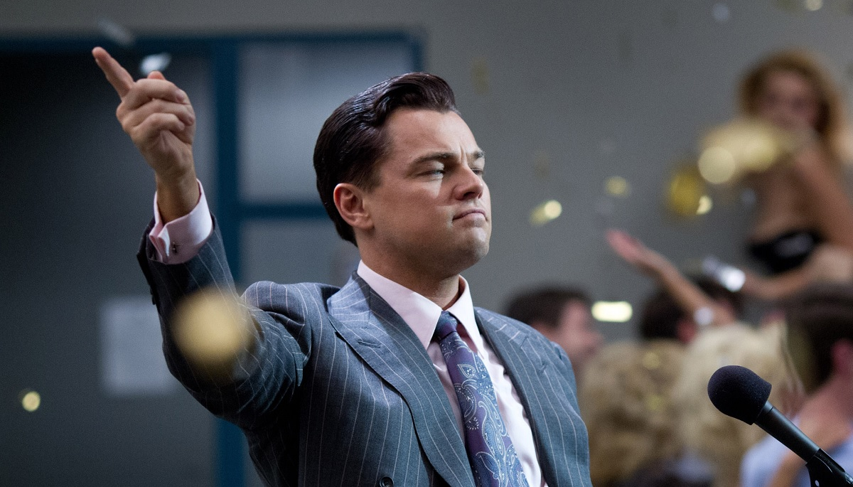 wolf of wall street movies at dundrum