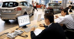 Как автодилеры общаются со своими клиентами онлайн