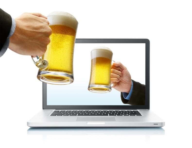 Министерства согласовали проект об интернет-торговле алкоголем