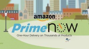 Amazon запускает двухчасовую доставку продуктов