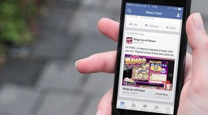 фейсбук мобильная реклама