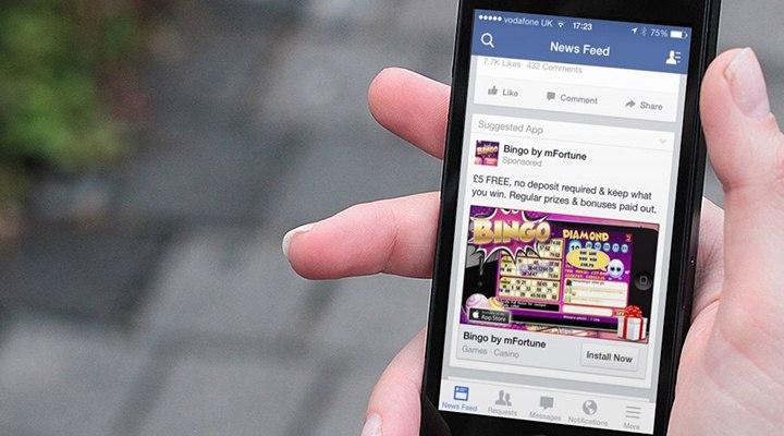 91% всех рекламных доходов Facebook принесла мобильная реклама