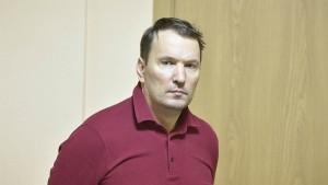 Костыгина вернули под домашний арест