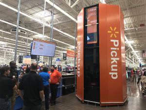 """Walmart построит 500 """"башен"""" для выдачи онлайн-заказов"""