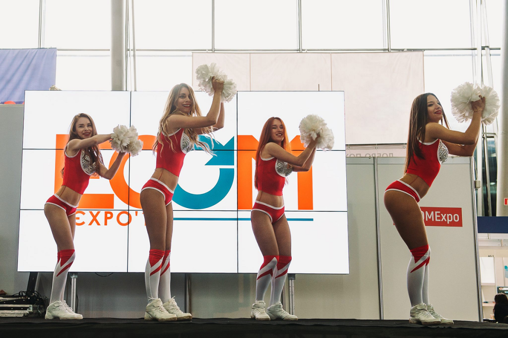 Live с ECOM Expo'18