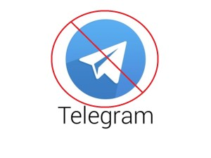 Telegram blocked