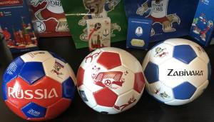 В «М.Видео» начали продавать сувениры ЧМ по футболу