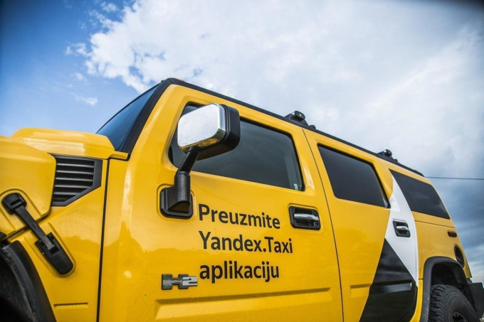 "Сервис ""Яндекс.Такси"" пришел в Сербию"