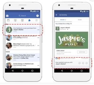 Facebook разрешит оценивать рекламу