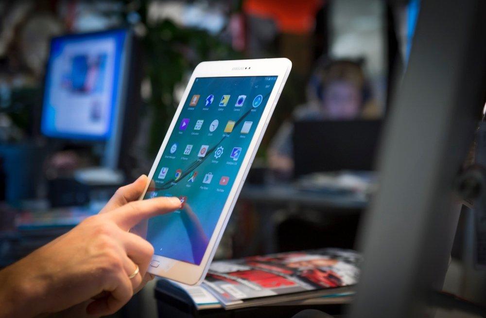 """Huawei """"откусил"""" четверть рынка планшетов"""