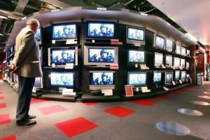 Чемпионат мира подхлестнул спрос на телевизоры