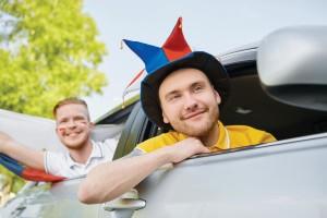 Мундиаль стал высоким сезоном для онлайн-агрегаторов такси