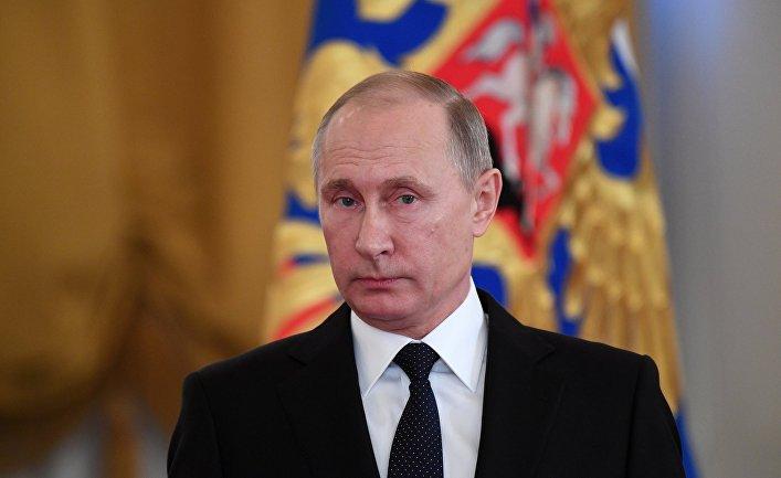 Путин подписал закон об интернет-агрегаторах
