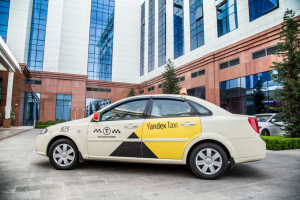 """""""Яндекс"""" готов обсудить такси с властями Литвы"""