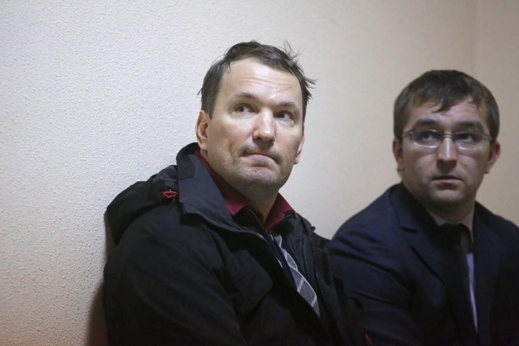 """Дмитрию Костыгину """"утяжелили"""" статью"""
