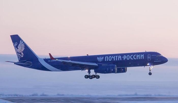 94% всех международных посылок приходят в Россию из Китая
