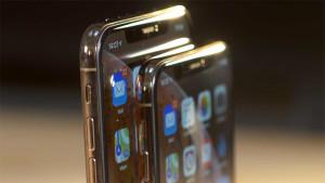 Новые iPhone не вызвали ажиотажа?