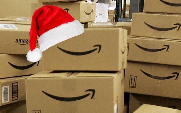 Amazon подхлестнет продажи бесплатной доставкой
