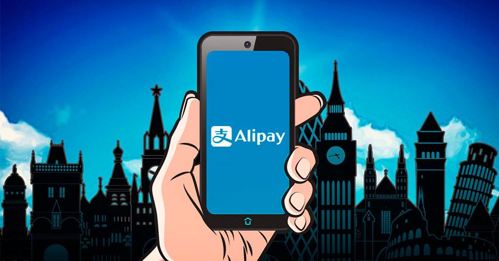 Alipay раскрыла данные о числе пользователей в России